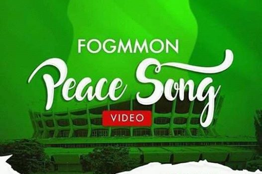 {NEW VIDEO} Fellowship Of Gospel Music Ministers Of Nigeria (FOGMMON) – PEACE SONG @fogmmon