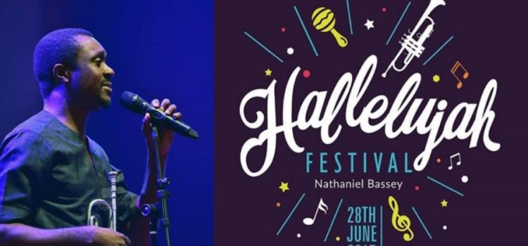 [EVENT] HALLELUJAH FESTIVAL WITH NATHANIEL BASSEY | @nathanielblow