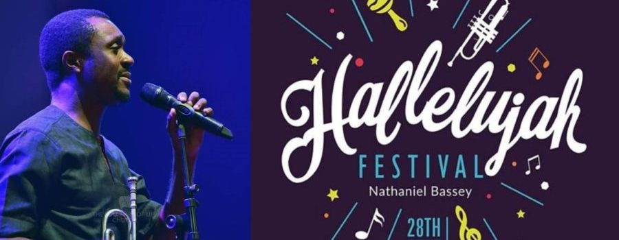 [EVENT] HALLELUJAH FESTIVAL WITH NATHANIEL BASSEY   @nathanielblow