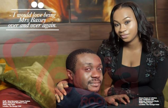 [NEWS] Nathaniel Bassey & Wife Sarah Covers MRH Magazine's July Issue.