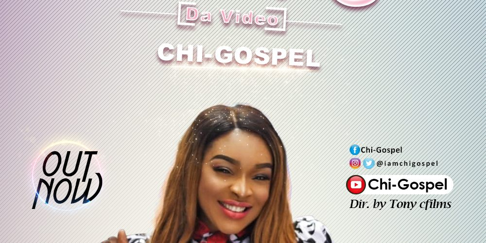 "Boston based International Songstress Chi-Gospel Unveils Visuals For ""Dansaki Re"" [Dir. By Tony Cfilms]"