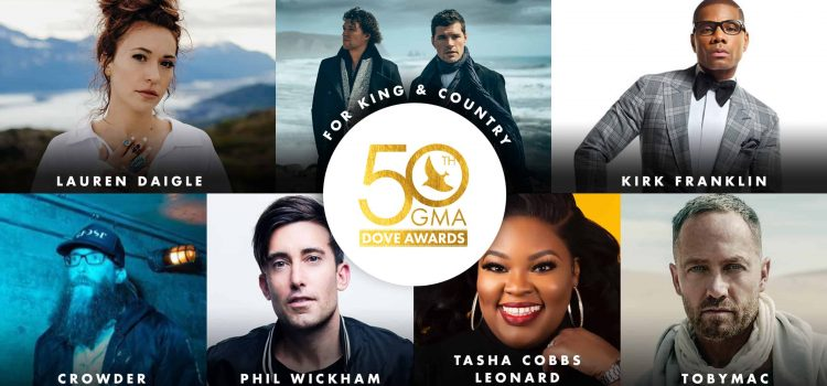 [NEWS] Lecrae, Mercyme, Brian Johnson And The Bethel Music Band Set To Perform At Dove Awards