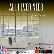 [MUSIC + VIDEO + LYRICS] Sarai Korpacz – All I Ever Need | @SKorpaacz