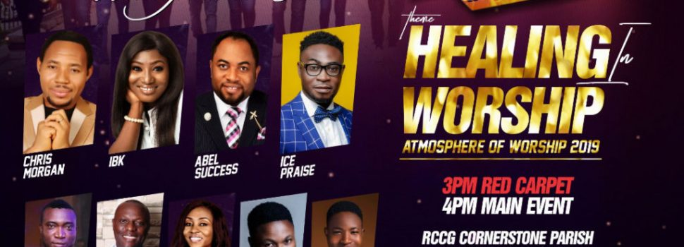 "[Event] The 2019 edition of ""Atmosphere Of Worship"" is Set 