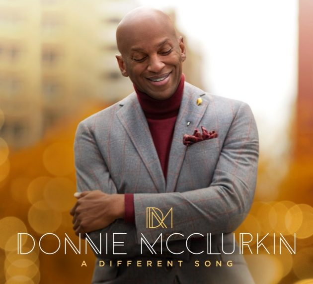 "[News] Donnie McClurkin latest album – ""A Different Song"" – Pre-order Available Now!"