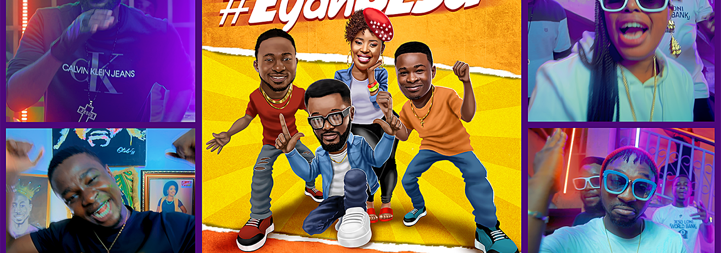 #ProclaimMusic [Music + Video] Eyan Jesu – Mike Abdul + MoniQue + Bidemi Olaoba + A'dam [IG: @Spaghettinaija @BidemiOlaoba]