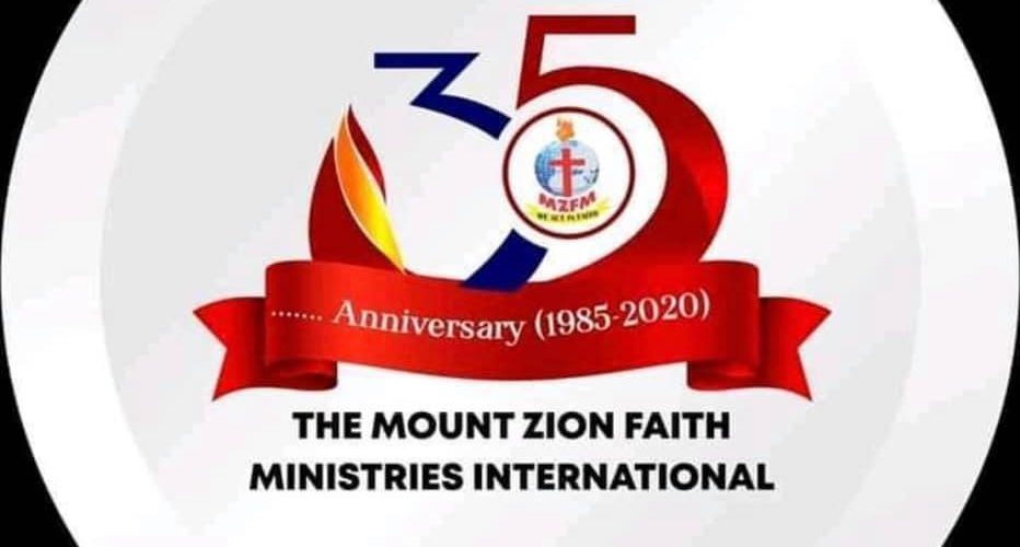 [#ProclaimMediaNews]  Mount Zion Faith Ministries Int'l celebrates 35 years in existence | @mikebamiloye