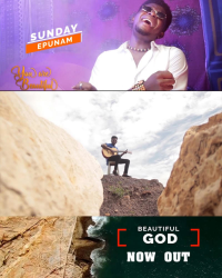 [Music+Video+Lyrics] BEAUTIFUL GOD by Sunday Epunam