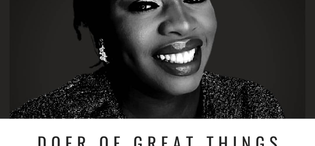 New Music: DOER OF GREAT THINGS by Merci Royale