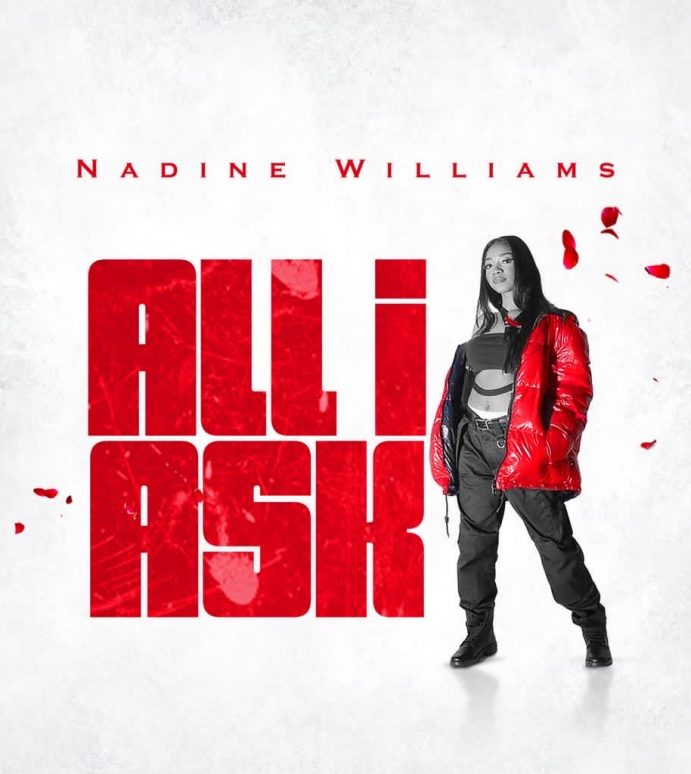 "[MUSIC] ""All I Ask"" by Nadine"