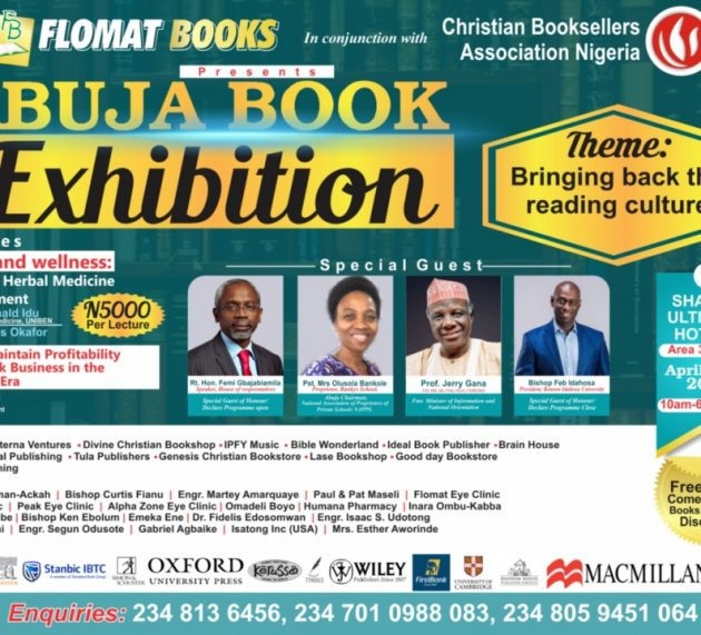 [Press] Abuja Book Exhibition